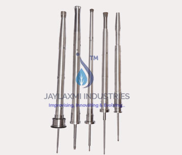 Textiles spindle for woolen / worsted/ jute ring spinning machine